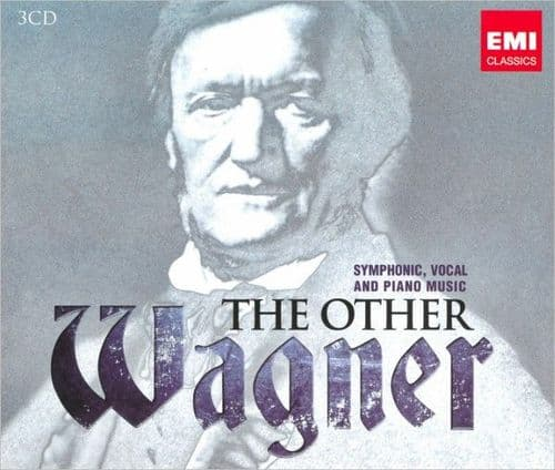 Richard Wagner<br>The Other Wagner<br>3CD, Comp, RM + Boxset